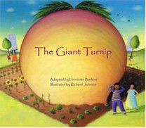 The Giant Turnip (Bengali-English)