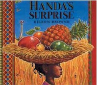 Handa's Surprise (Arabic-English)