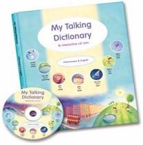 My Talking Dictionary: Book and CD ROM (Farsi-English)