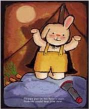 Floppy in the Dark (Albanian-English)