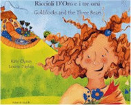 Goldilocks and the Three Bears (Italian-English)