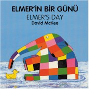 Elmer's Day (Turkish-English)