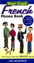 Way Cool French Phrasebook with CD (French-English)