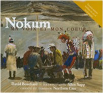 Nokum Is My Teacher with CD (Cree-English)