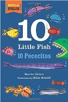 10 Little Fish (Spanish-English)