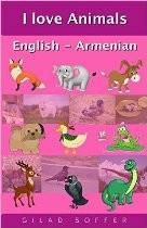 I Love Animals (Armenian -English)