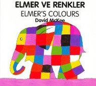 Elmer's Colours (Turkish-English)