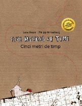 Five Meters of Time (Romanian-English)