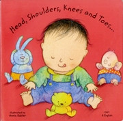 Head, Shoulders, Knees and Toes (Dari-English)