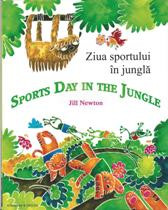 Sports Day in the Jungle (Romanian-English)