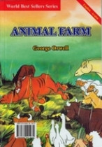 World Best Sellers: Animal Farm (Arabic-English)