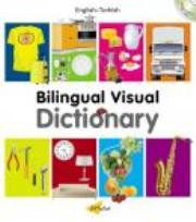 Milet Bilingual Visual Dictionary / Book & Interactive CD (Turkish-English)