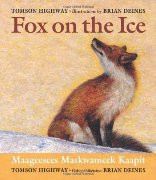 Fox On the Ice (Cree-English)