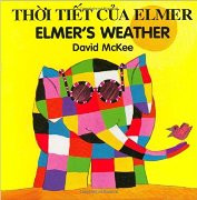 Elmer's Weather (Vietnamese-English)