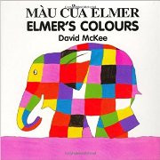 Elmer's Colours (Vietnamese-English)