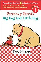 Green Light Readers Level 1: Big Dog and Little Dog (Spanish-English)