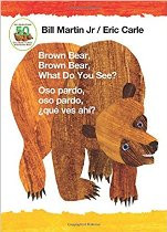 Brown Bear, Brown Bear, What Do You See? (Spanish-English)
