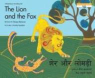 The Lion and the Fox (Gujarati-English)