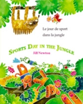 Sports Day in the Jungle (Lithuanian-English)
