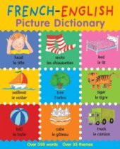 French-English Picture Dictionary (French-English)