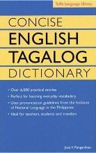 Concise English Tagalog Dictionary (Tagalog-English)