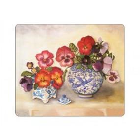 Tablemats Pansies & Violas