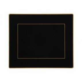 Lady Clare Tablemats Black Screened