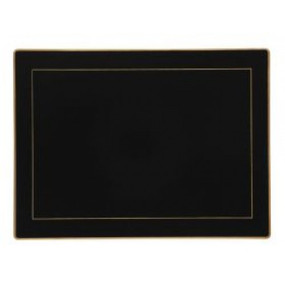Lady Clare Placemats Black Screened