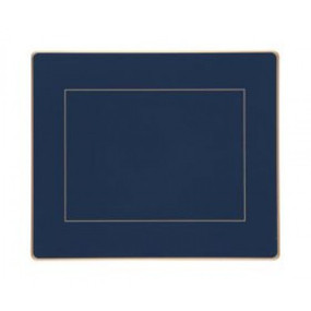 Lady Clare Tablemats Oxford Blue Screened
