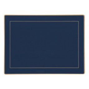 Lady Clare Placemats Oxford Blue Screened