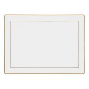 Lady Clare Placemats White Screened