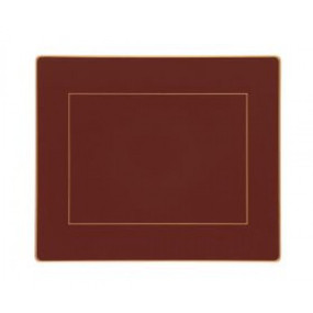 Lady Clare Tablemats Regal Red Screened