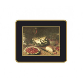 Lady Clare Coasters 17th Century Still Life