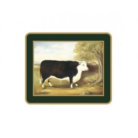 Lady Clare Coasters Naive Animals