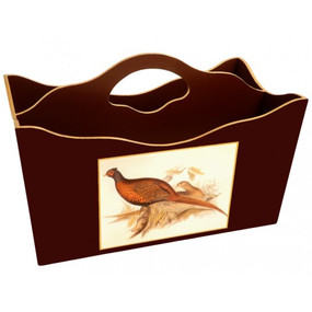 Lady Clare Magazine Rack - Gould Game Birds