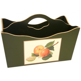 Lady Clare Magazine Rack Hooker Fruits