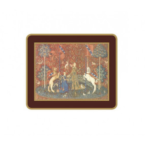 Lady Clare Coasters Pallas Tapestry