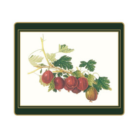 Lady Clare Tablemats Hooker Fruits