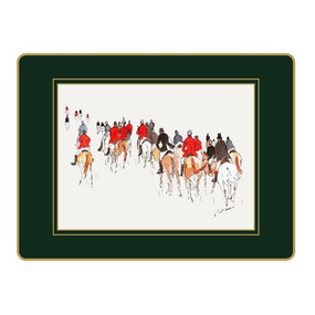 Lady Clare Placemats Hunting