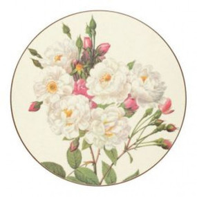 Round Placemats Redoute Roses