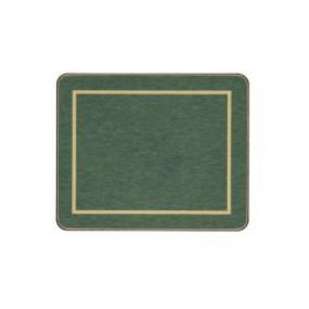 Coasters Green Melamine