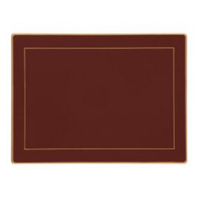 Lady Clare Placemats Regal Red Screened