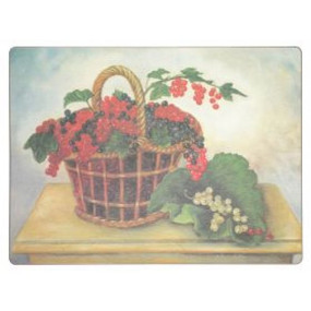 Small Placemats Summer Fruit - IN STOCK AVAILABILITY