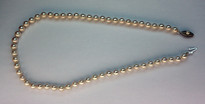 Cultured Pearl Necklace/Strand 36P