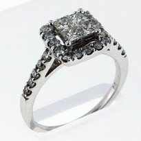 .52ct Diamond cocktail ring