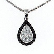 .41ct Diamond Pendant in 18kt Gold