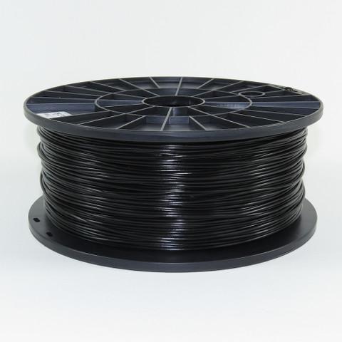 PLA filament, 1.75mm, black color