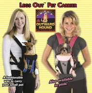 Kyjen Legs Out Front Carrier Small OH00644