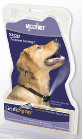 Gentle Spray  Citronella No Bark Collar