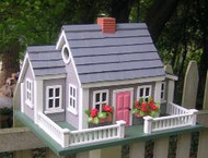 Home Bazaar Claire Murray Sconset Cottage Bird House